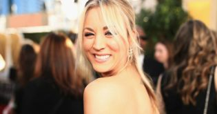 Kaley Cuoco Welcomes Two Adorable Piglets Into Her Family