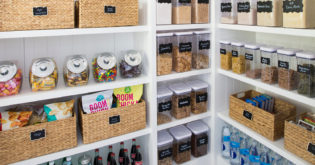 Stocking a Pantry — How to Do it to Make Preparing Meals Easy