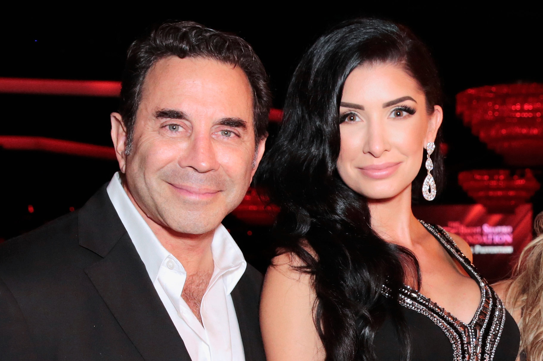 Brittany and Paul Nassif