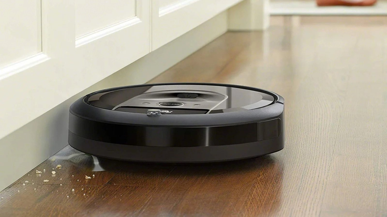 The iRobot Roomba Robot Vacuum