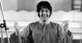 Paul McCartney's Handwritten Lyrics Sold for $910,000