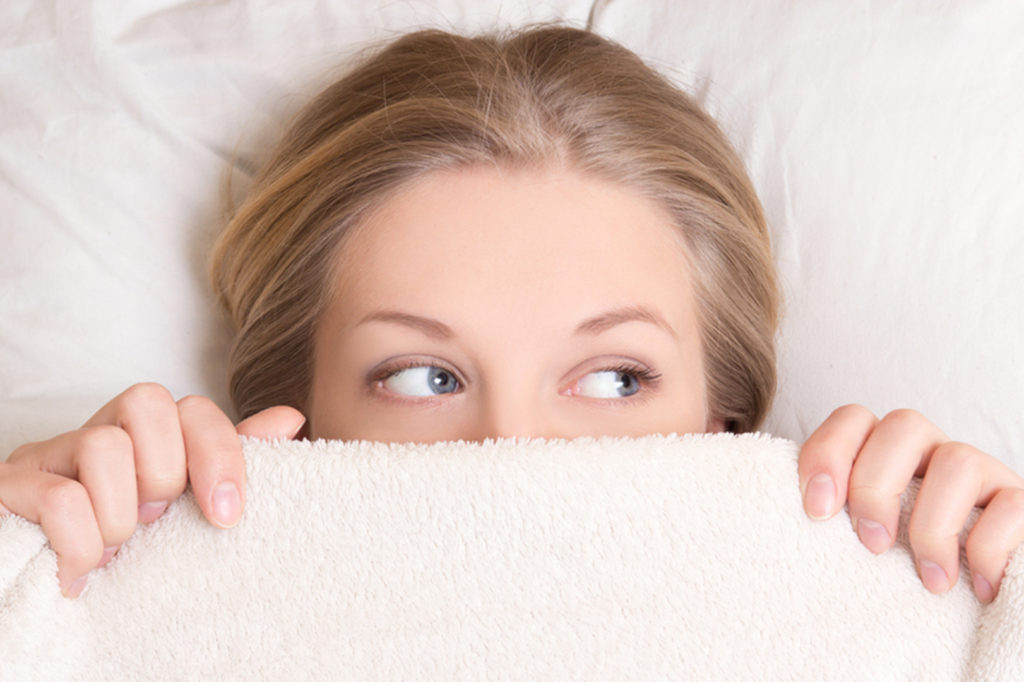 Not Getting Enough Sleep Can Negatively Affect the Skin