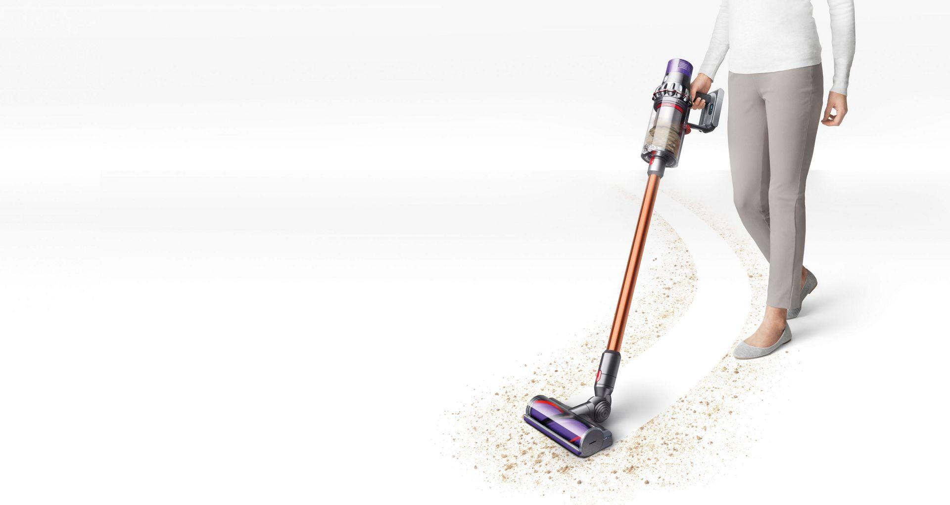 Dyson Cyclone V10 Motorhead Cord-Free Vacuum