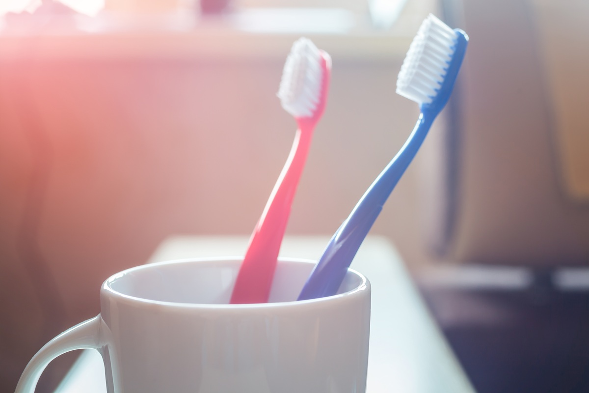 Nurse Turned Writer Explains Marriage Through a Toothbrush