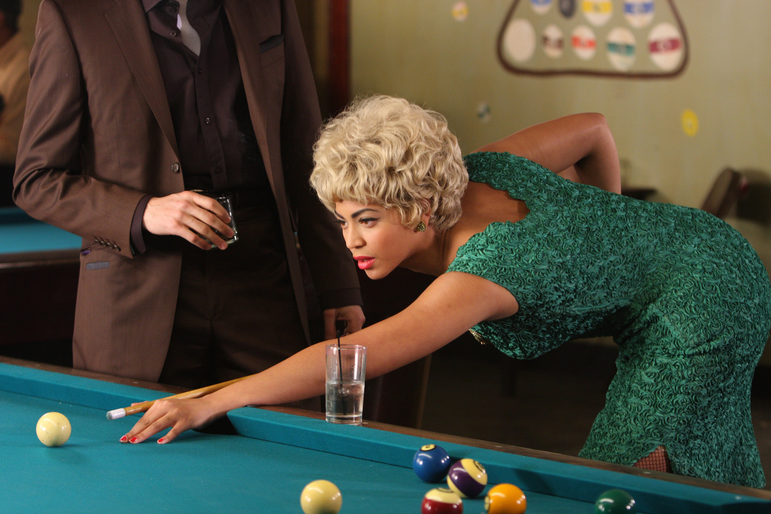 Beyonde as Etta James in Cadillac Records