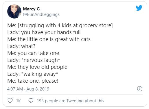 Too many kids