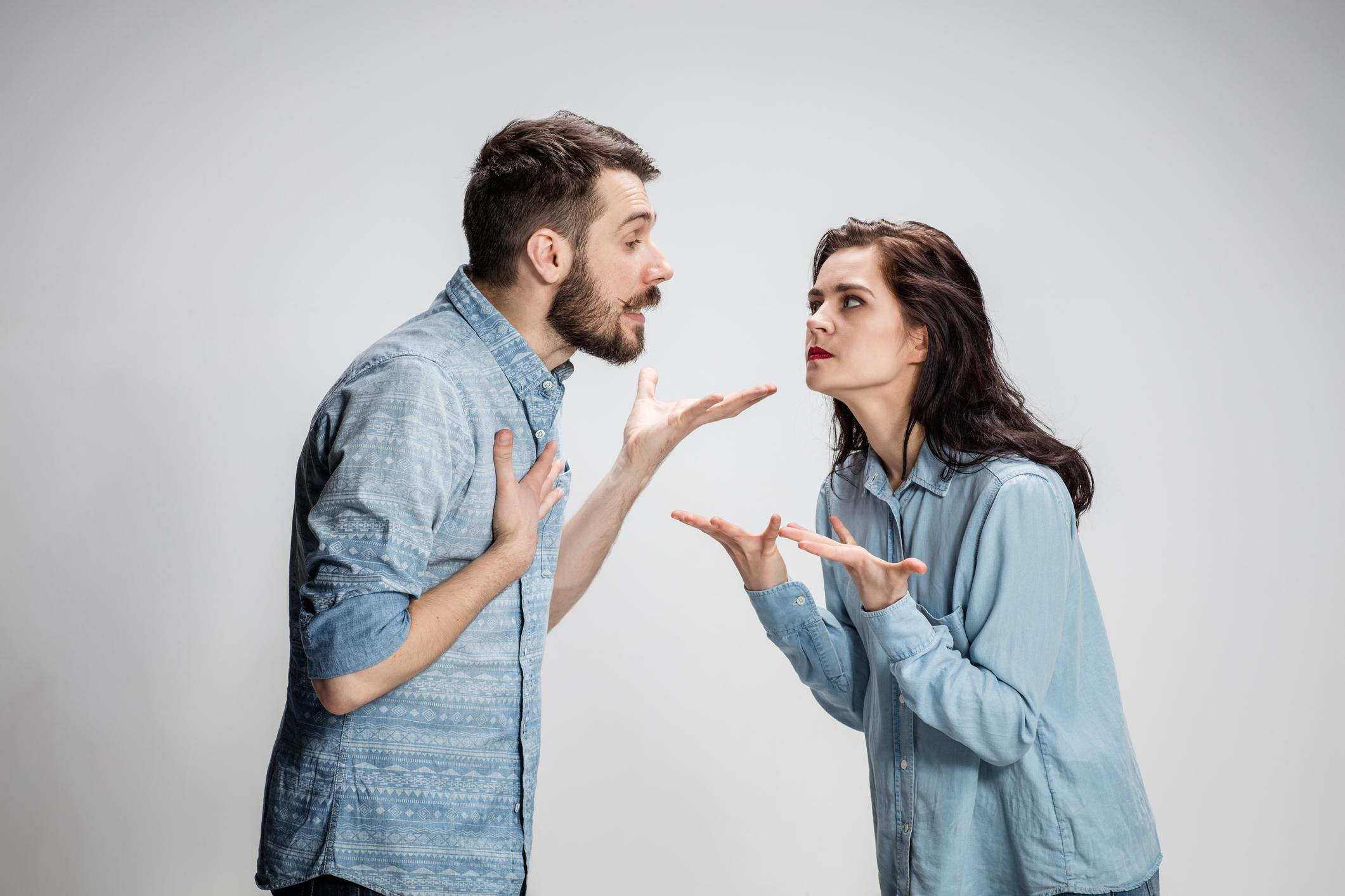 Relationships Can Benefit From Conflicts
