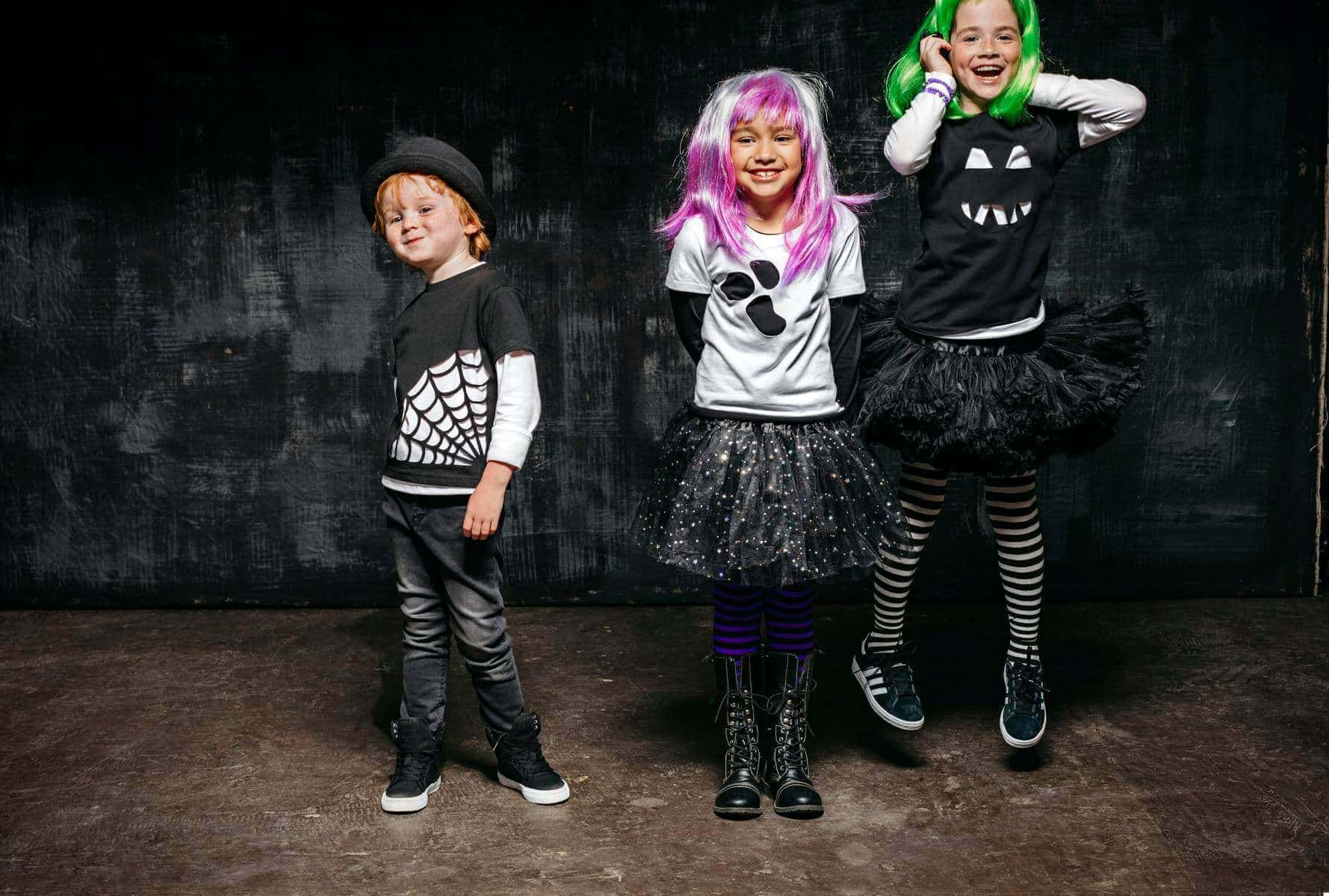 Overstock spooky costumes for kids