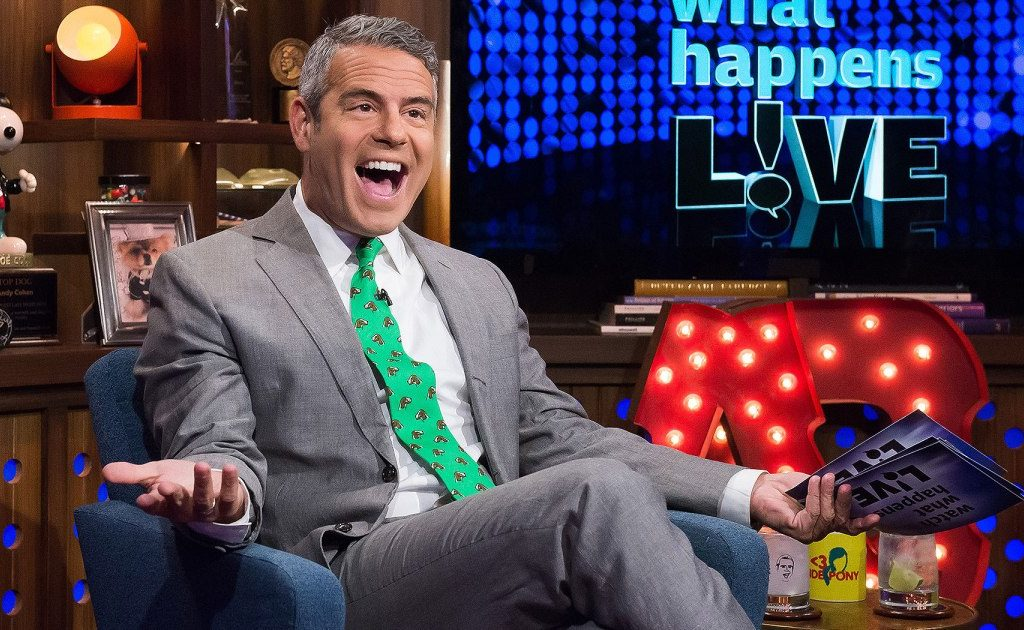 Andy Cohen Will Be Coming Back to the Clubhouse for WWHL