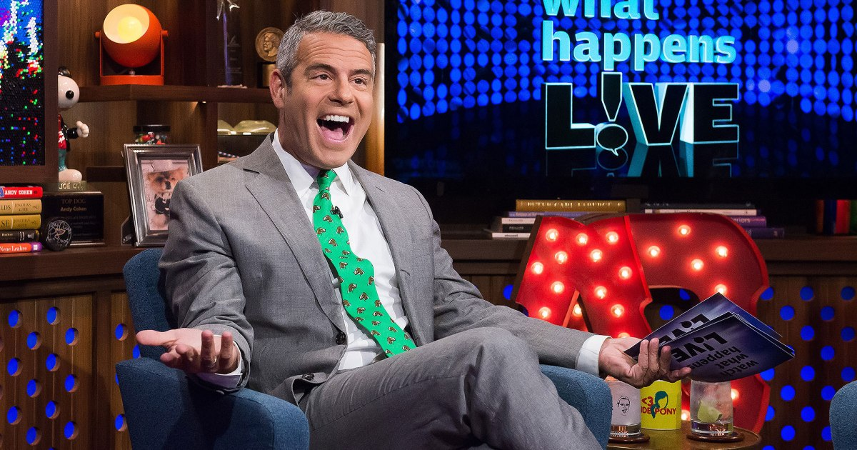 WWHL: Andy Cohen