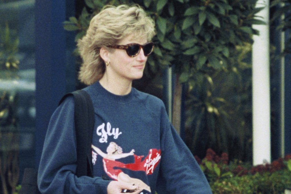 The Signature Sweaters of Princess Diana Are Now for Sale
