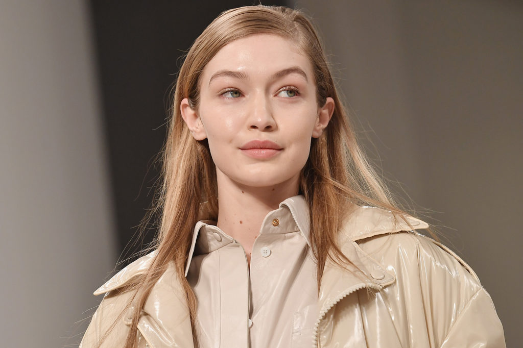 Gigi Hadid Shares Her First Selfie After Becoming a Mom