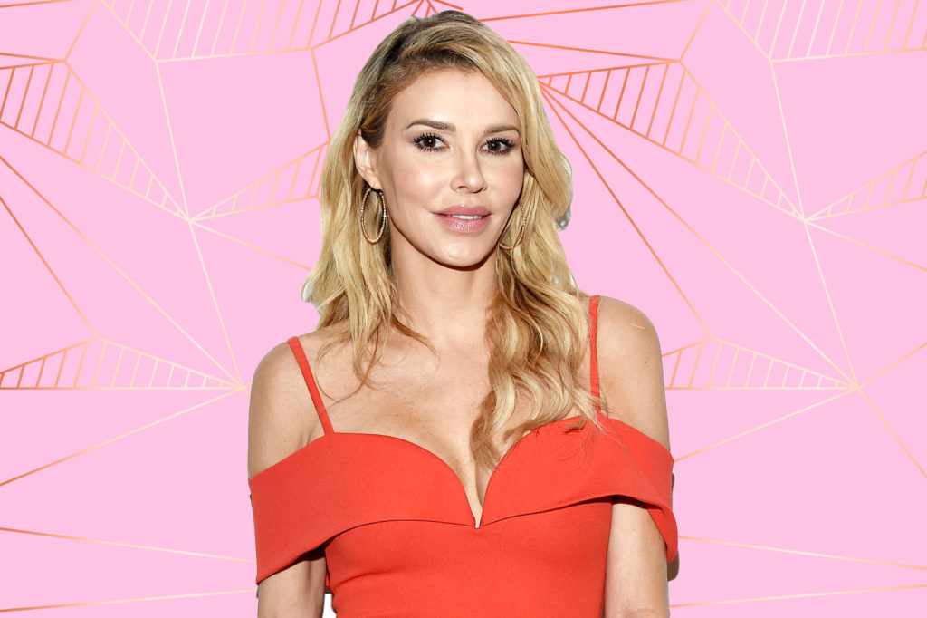 RHOBH's Star Brandi Glanville Reveals Her Struggle with Psoriasis