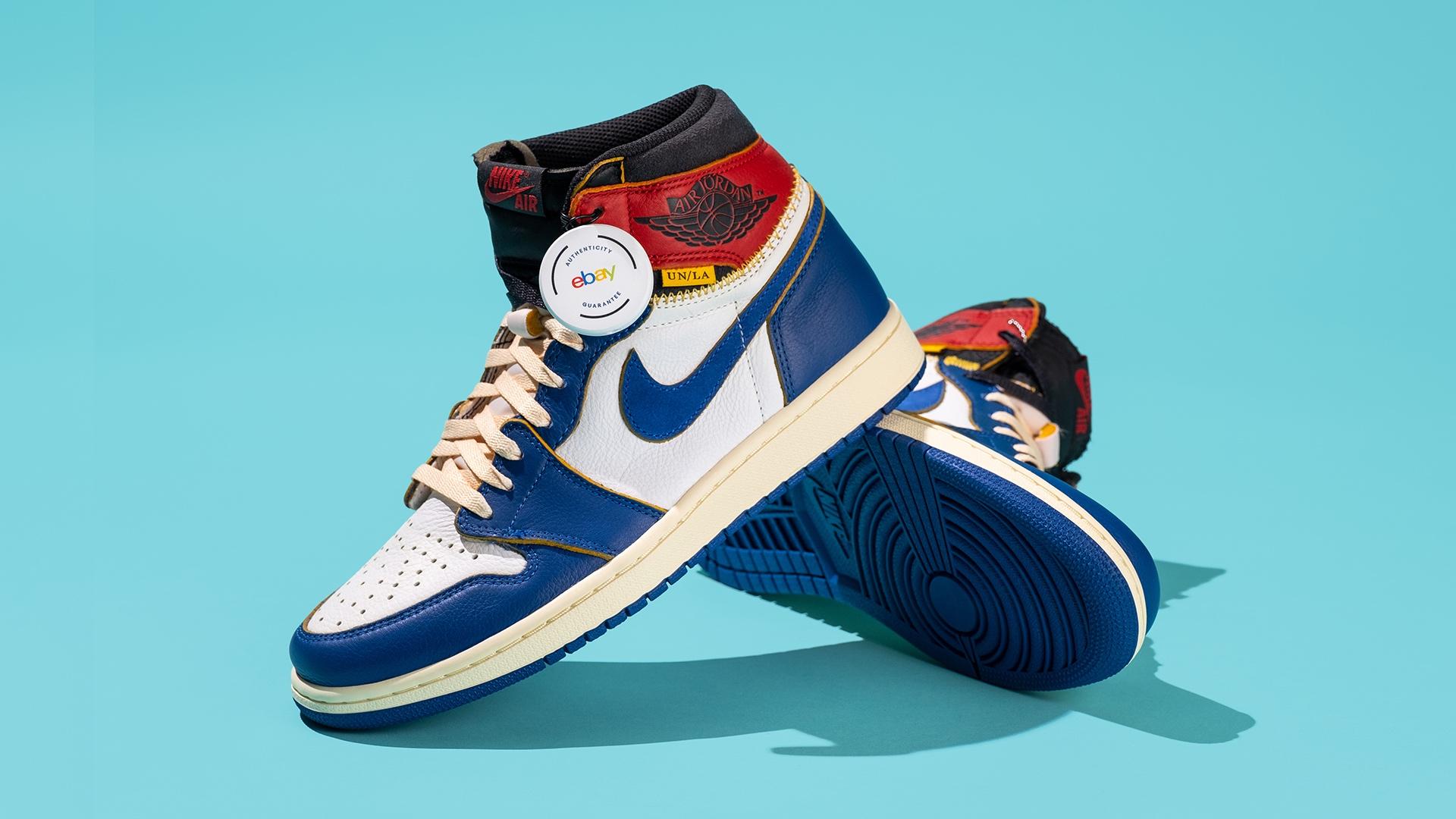 Nikes on eBay
