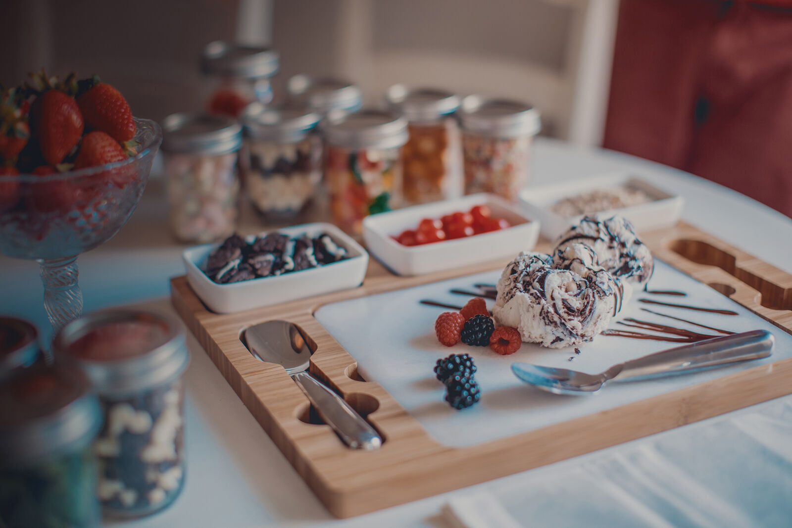 Parlor Ice Cream Set