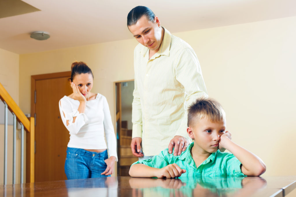 3 Tips To Deal With A Stepchild Who Hates Their New Parents