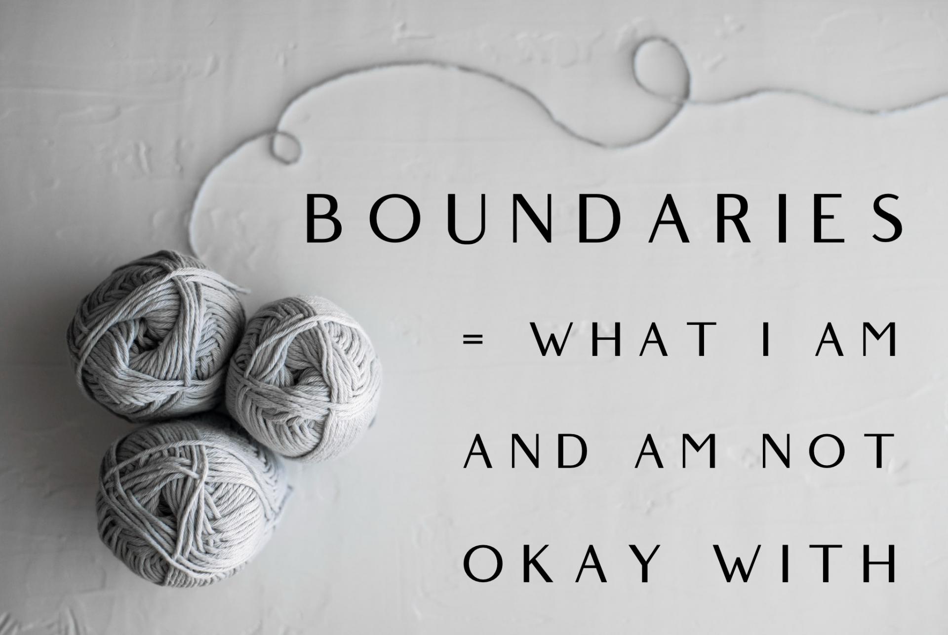 Boundaries Visualization Aid
