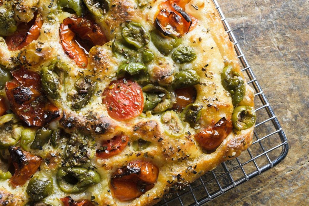 Fun for the Whole Family: Bake Focaccia Bread with the Kids