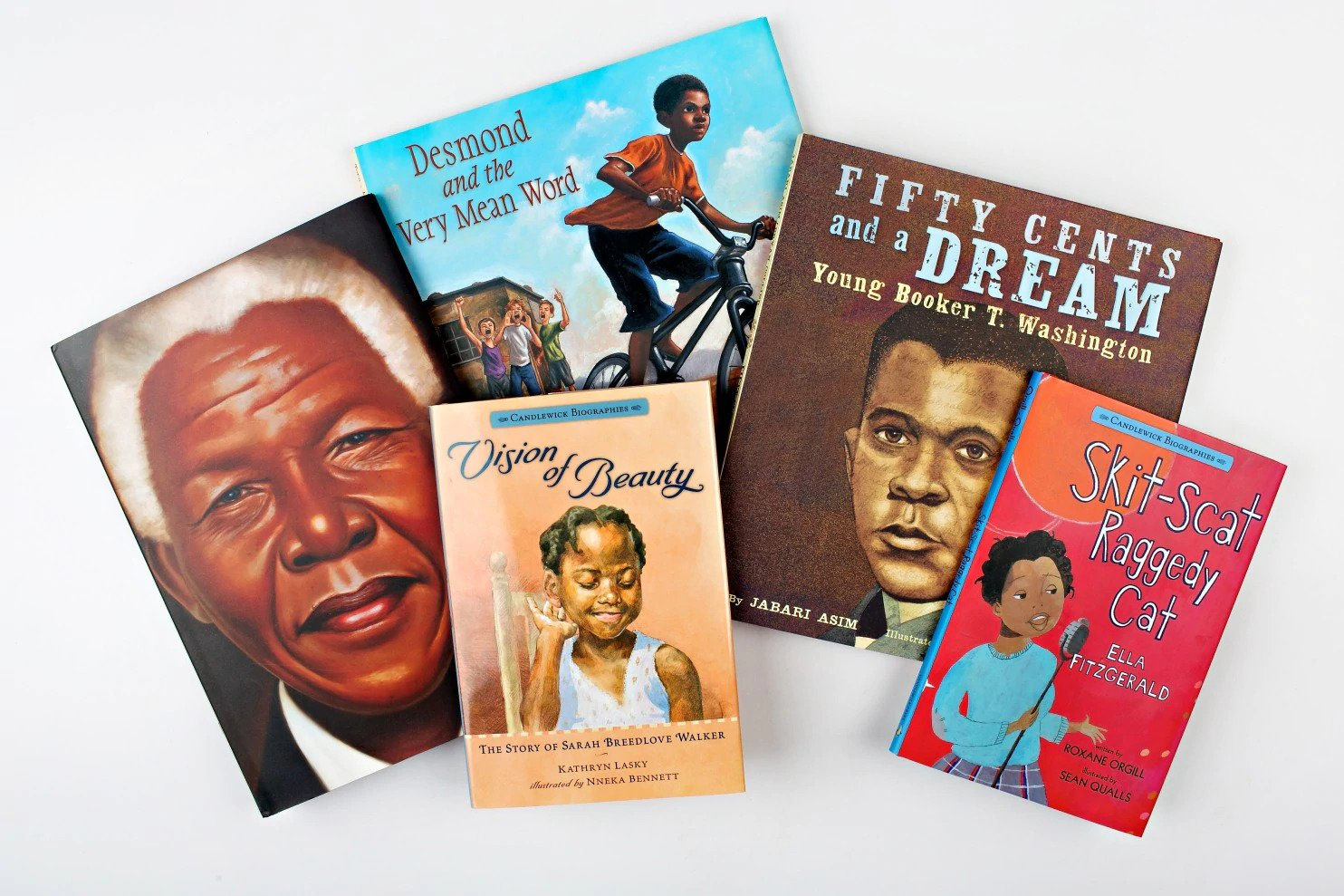 Keep the Reading Going with 5 Children's Books About Black History