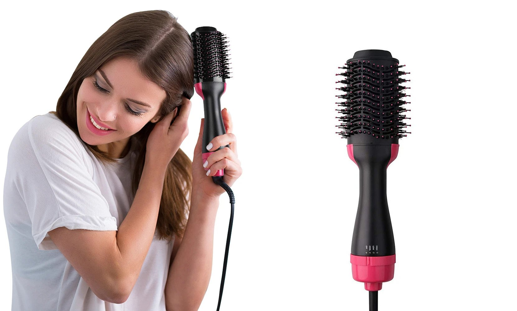 5 Hair Dryer Brushes for Flawless and Simple Styling Every Time
