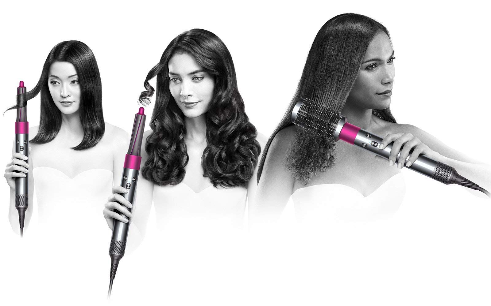 4. Dyson Airwrap Complete Hair Styling Set