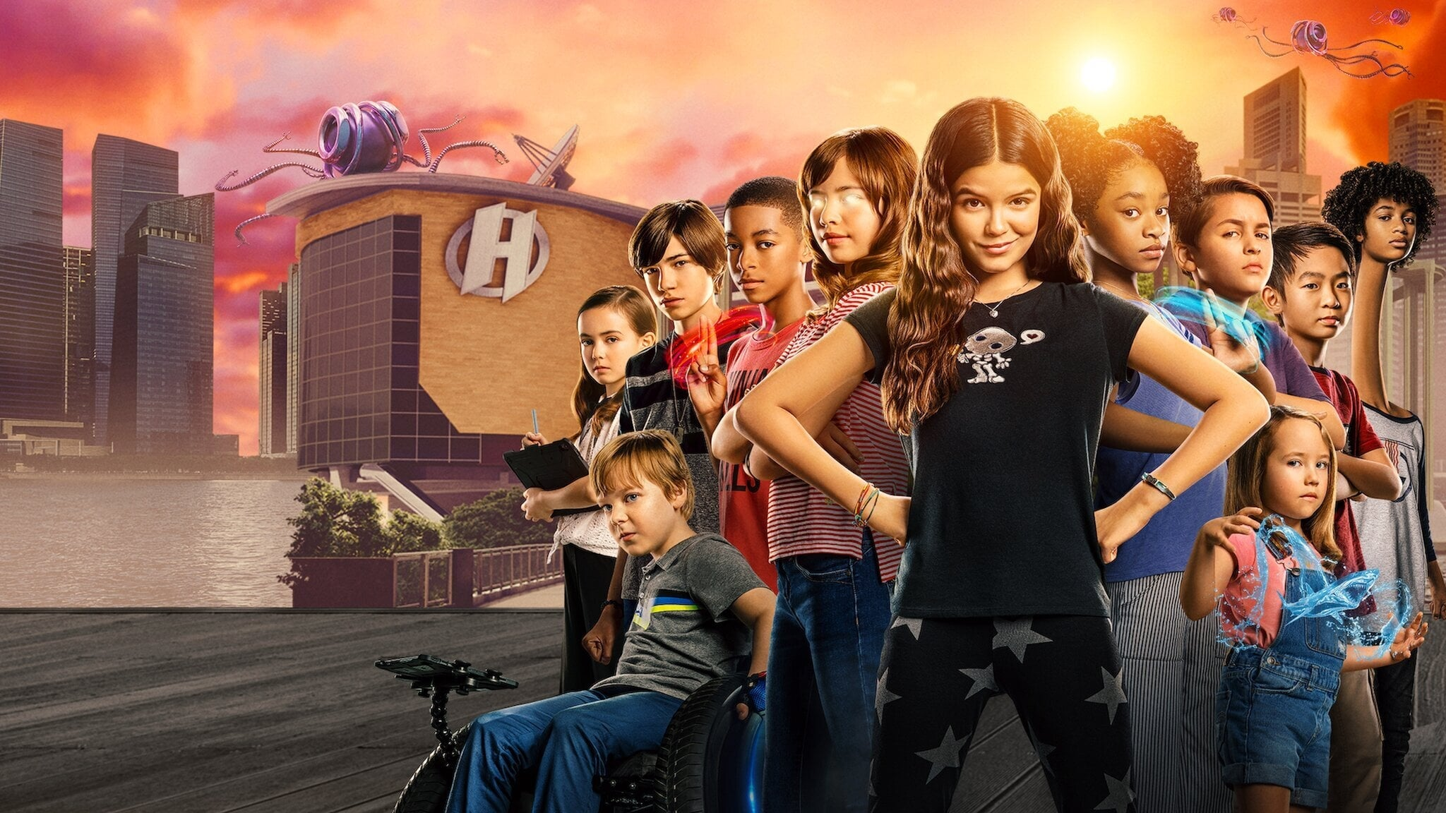 We Can Be Heroes - Superheroes Can Be in Family Movies