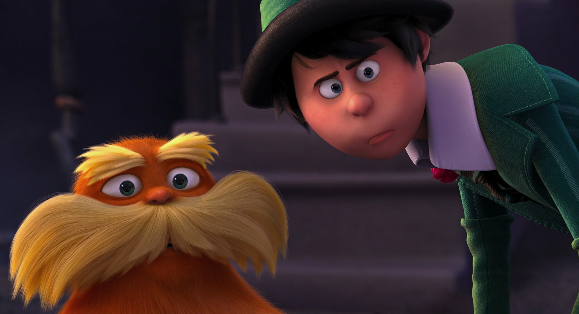 The Lorax - Dr. Seuss Would Be Proud