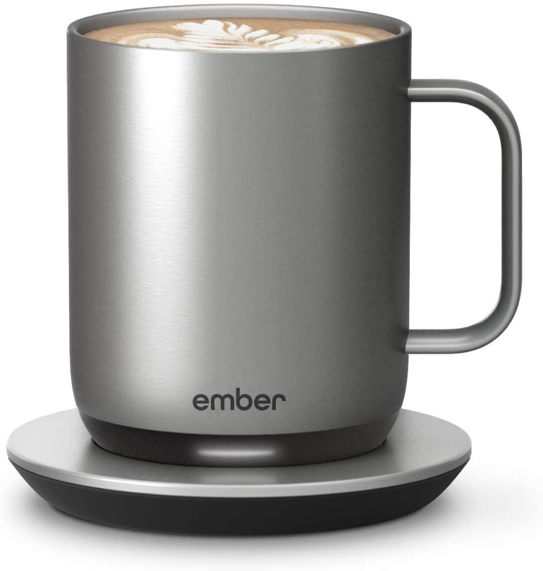Ember Smart Mug Push Present