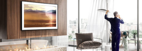 Samsung's The Frame TV Is Looking Better Than Ever in 2021
