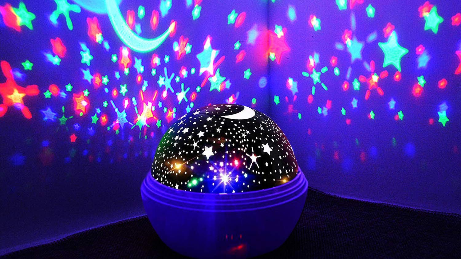 $32 Star Projector Went Viral on TikTok & Amazon Shoppers Are Obsessed