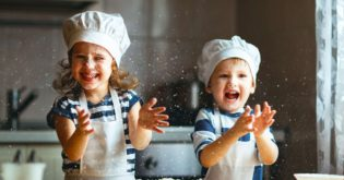 Cooking With Kids is Fun — an Easy Recipe for Bread In a Bag