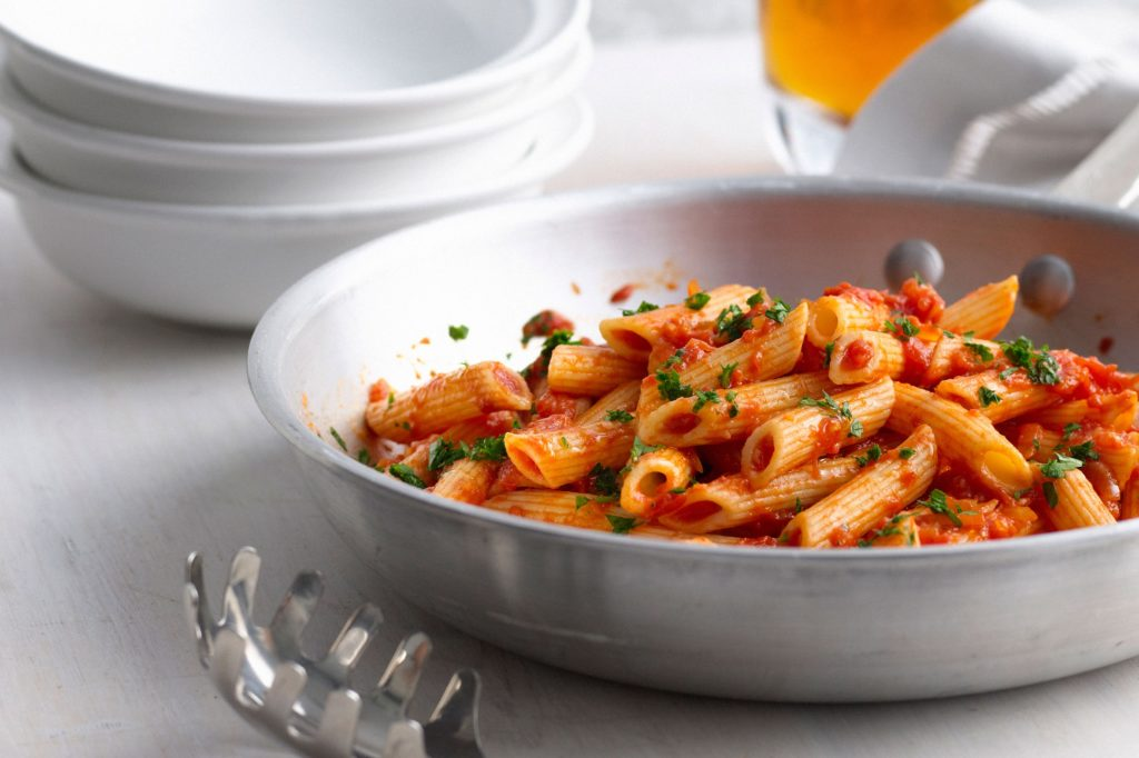 Tweens and Teens Can Take Care of Dinner with a Simple Pasta Recipe