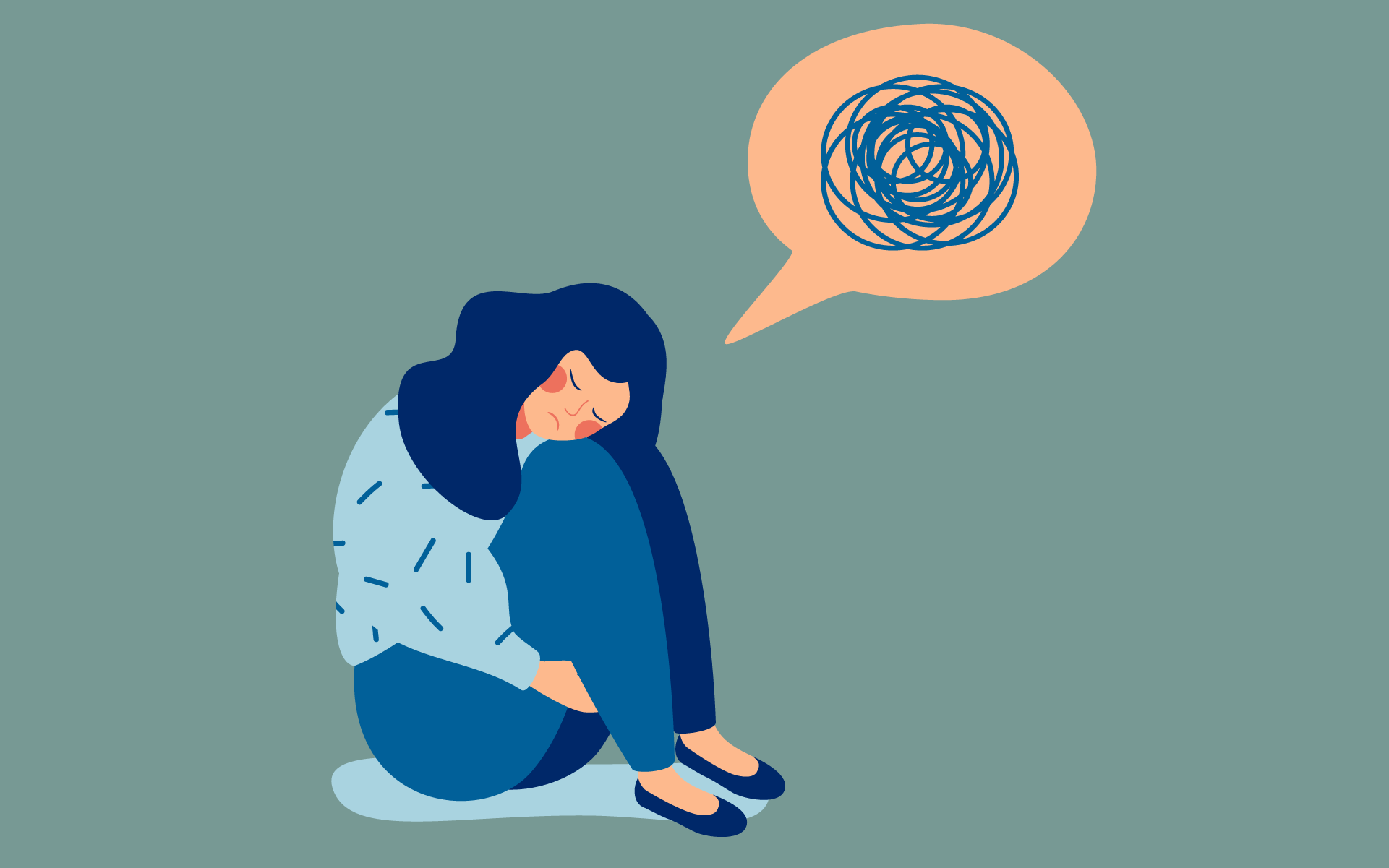 3 Physical Symptoms That People Didn't Know Were Caused by Anxiety