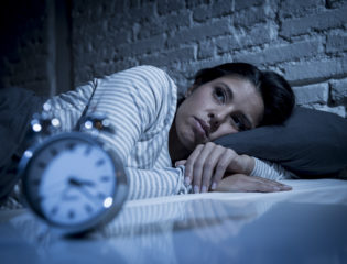 Inability to Sleep - Anxiety Can Keep People Up at Night